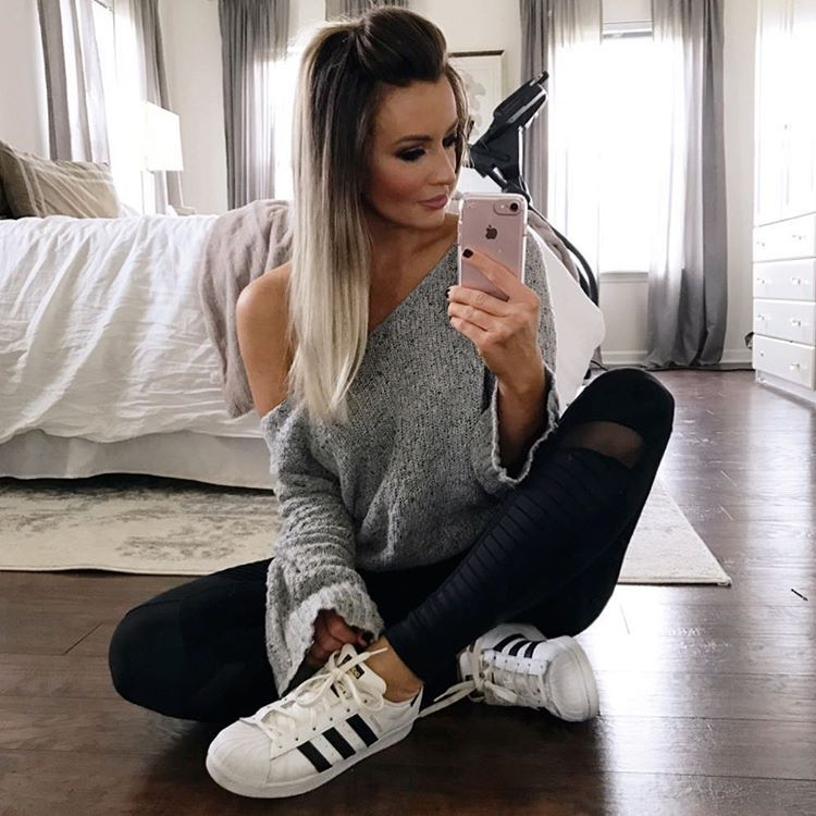 Adidas Superstar Outfit Sneakers Outfit | knuth klothes. | Pinterest | Adidas superstar outfit ...