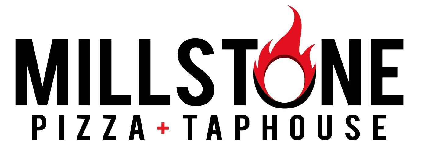 Millstone Pizza And Taphouse Oldtown Downtown Rockhill Sc Http Millstonepizzaandtap Com Old Town Company Logo Tech Company Logos