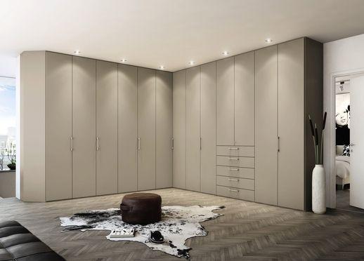 Hülsta Leder wohnzimmer, Kleiderschrank design, Haus