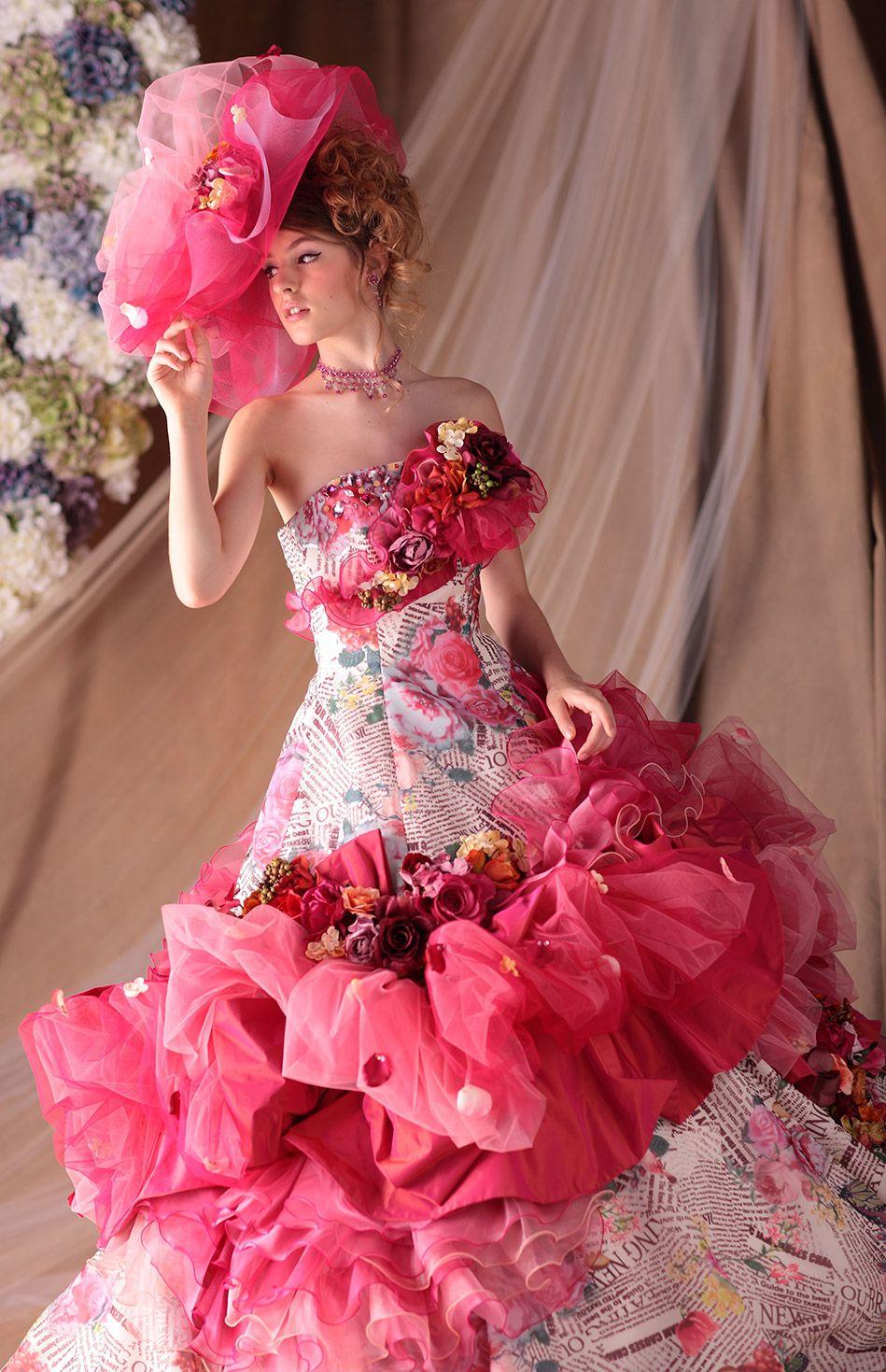 dball~dress ballgown   Ropa Espectacular   Pinterest   Alta moda y Ropa