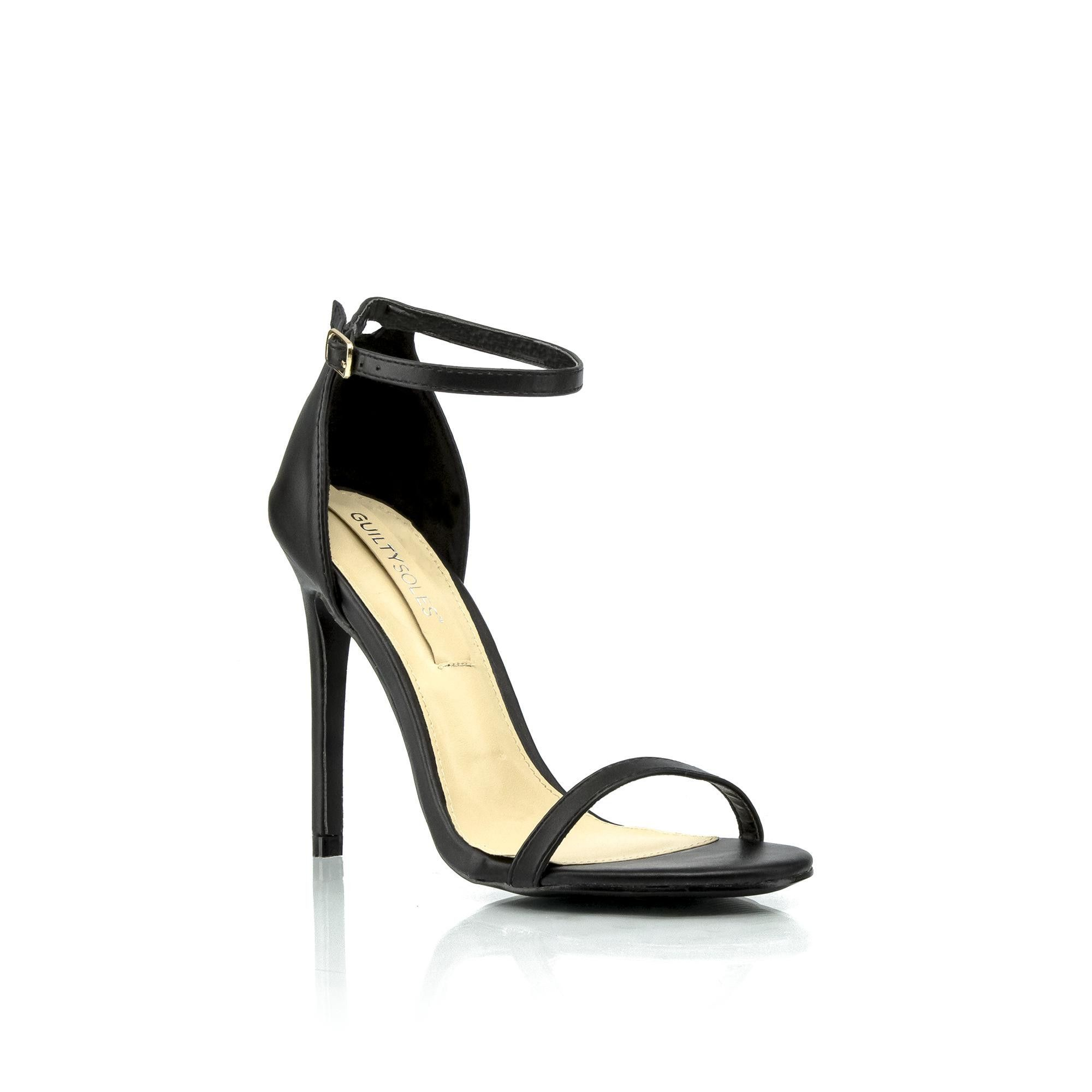 2b80720fa Step out this season in our sexy Charlotte heel! This strappy style  complements any  ootd. Charlotte is bare enough to show off your ankles and  latest pedi