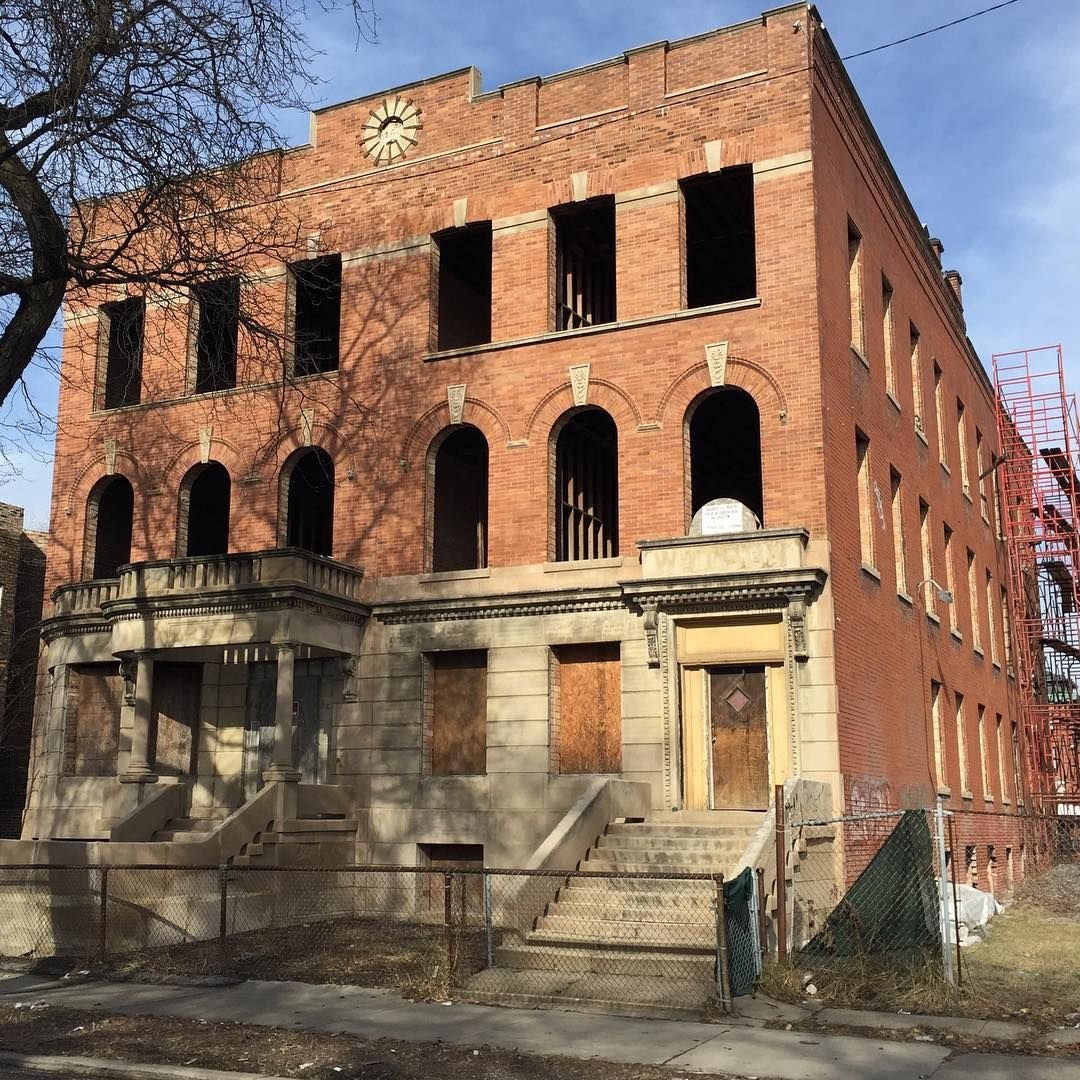 """New Apartment Buildings Chicago: """"This Is A Former Apartment Building On Garfield Boulevard"""