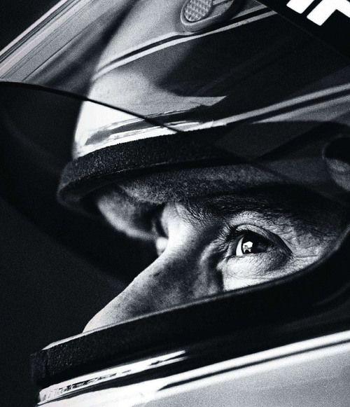 Ayrton Senna photographed by © Dario Mitidieri. °