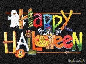 imagenes que digan feliz halloween happy halloween imagen 300x225
