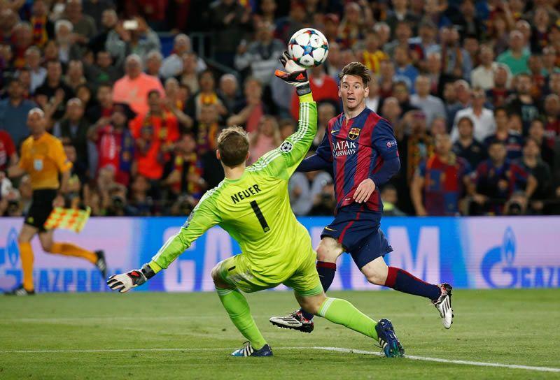 Barcelona vs Bayern Munich, Semifinal de vuelta