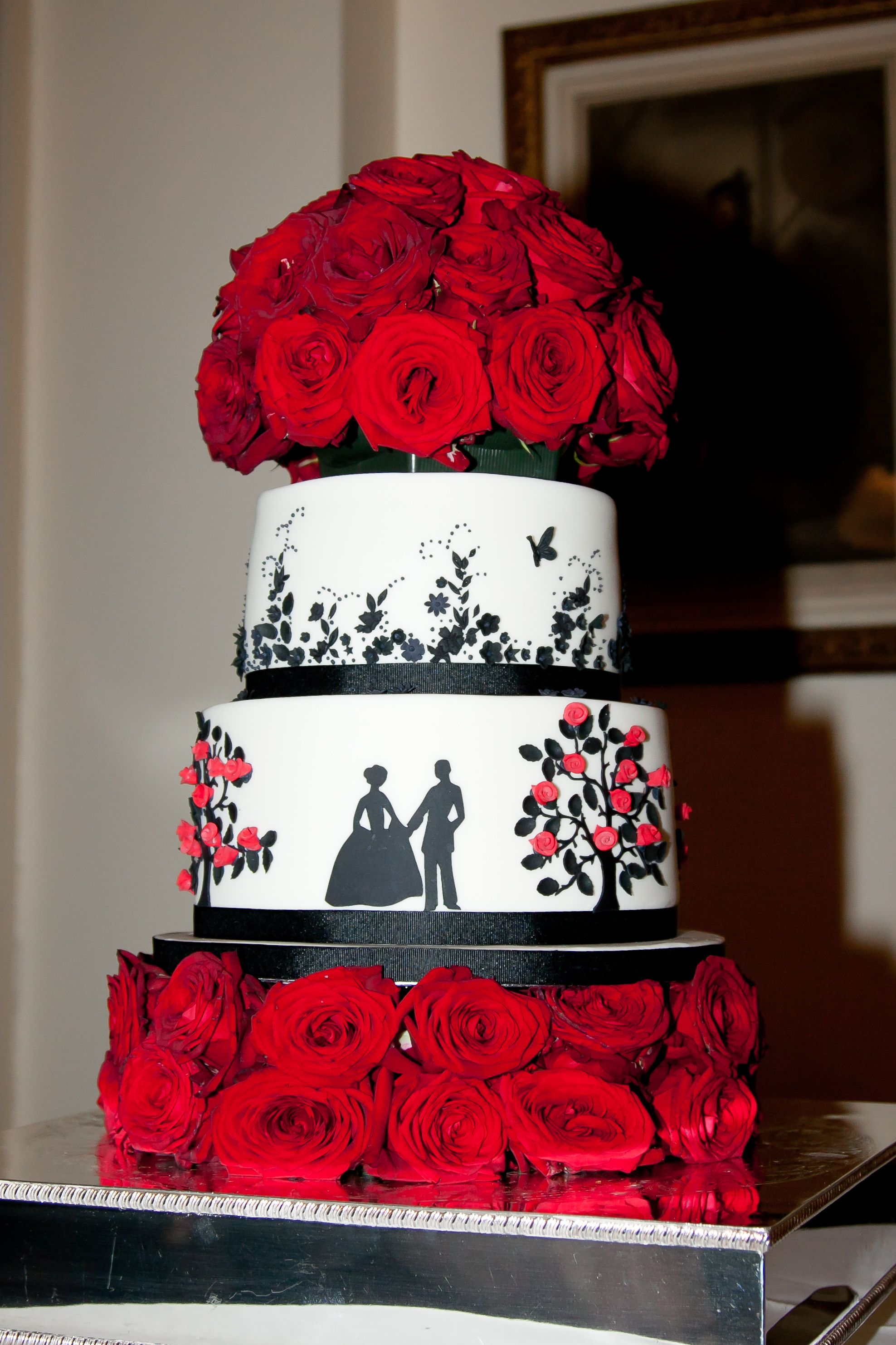 Luxury Wedding Cake London Easy Gourmet Caterers With Rosalind Miller Best