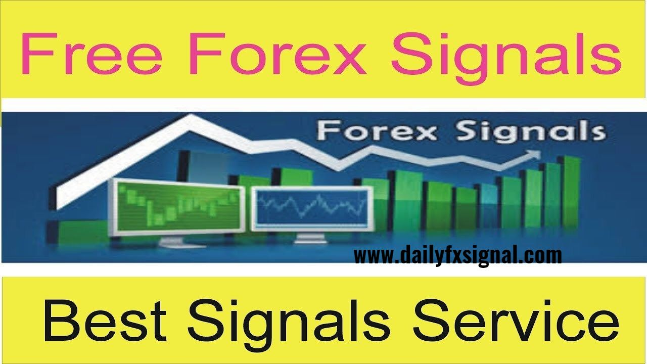 Free Trading Signals For Forex
