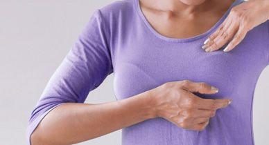 You Breast calcium build up consider