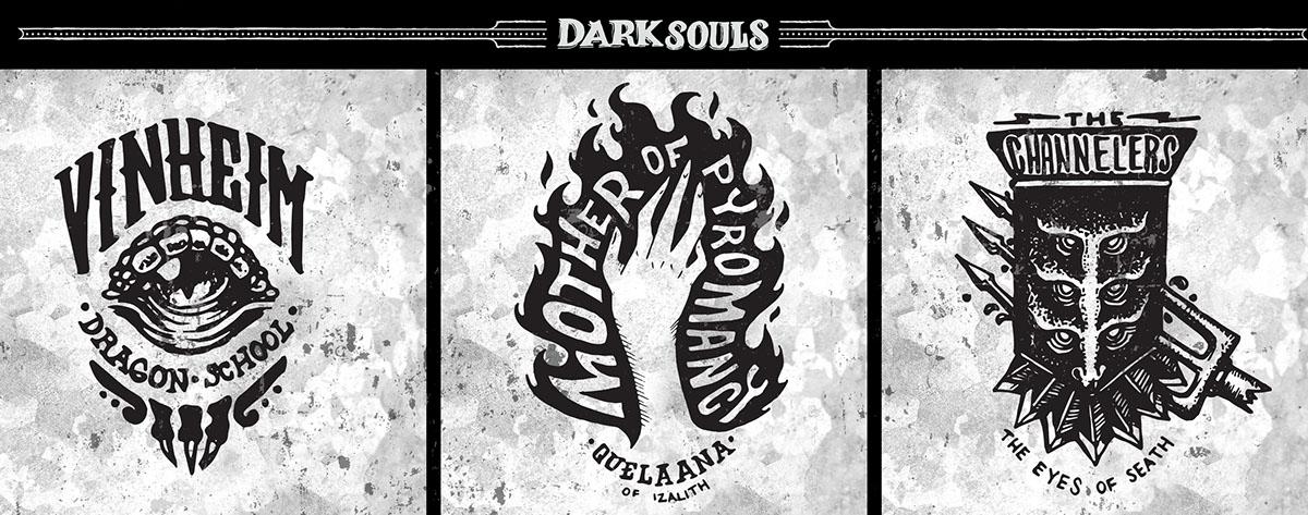 Pin by Sergius. on Ultimate Logo Design | Dark souls, Dark ...