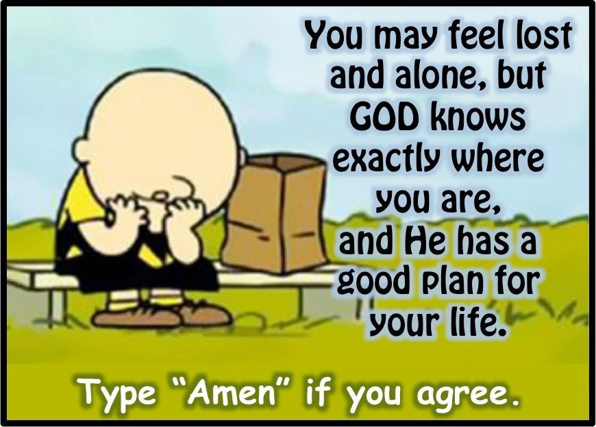 Christian Pictures, Christian Quotes, Christian Posters, Cartoon  Characters, Christian Inspiration, Grief, Rock, Faith, Peanuts