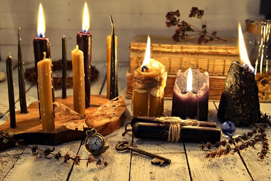 How to Use Candle Magick to Manifest Your Desires #candlemagick