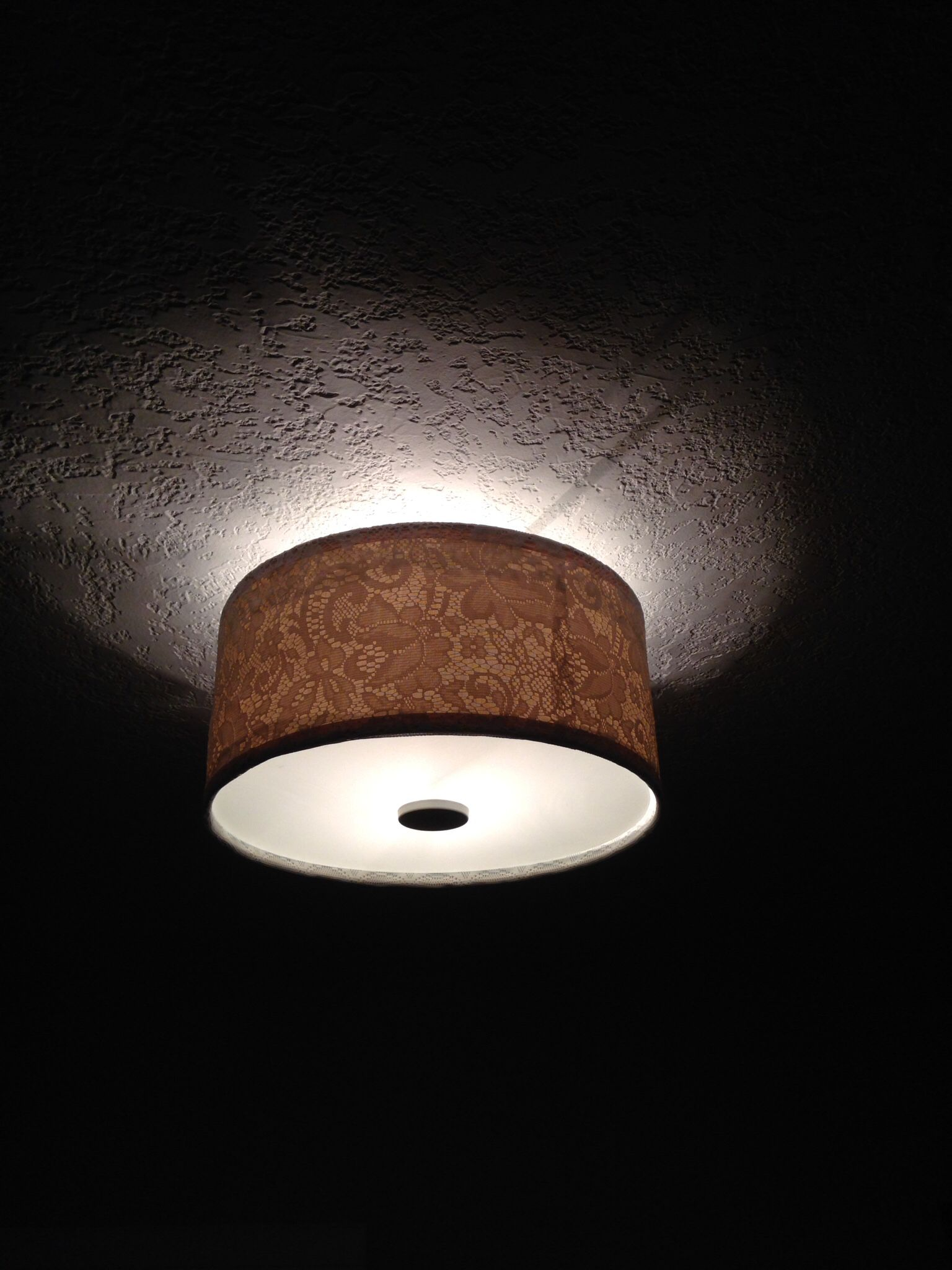 Another boob light replacement in the kitchen Inexpensive Home