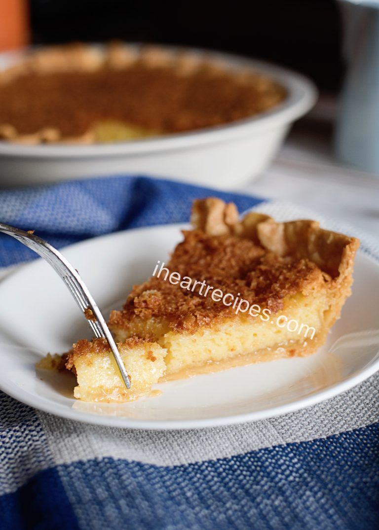Old Fashioned Chess Pie Recipe I Heart Recipes Recipe Chess Pie Recipe Old Fashioned Chess Pie Recipe Chess Pie