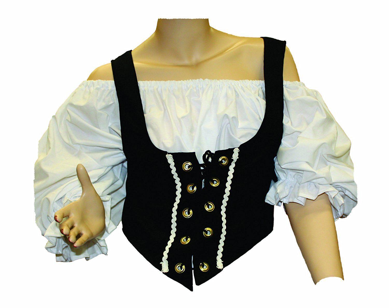 Alexanders Costumes Renaissance Ladies Blouse