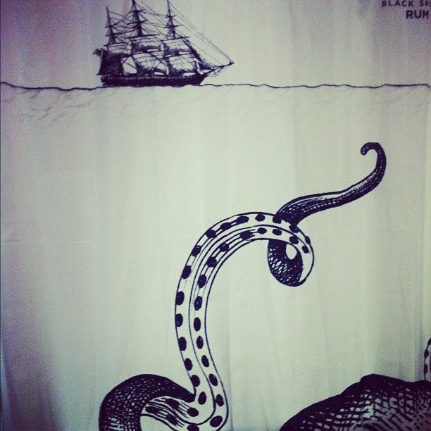 Delightful We Are Now In Possession Of The Most Awesome Shower Curtain Ever .