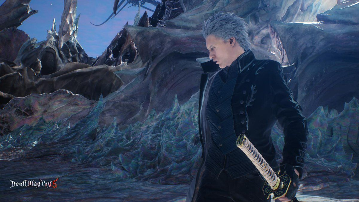 Pin on Devil May Cry &