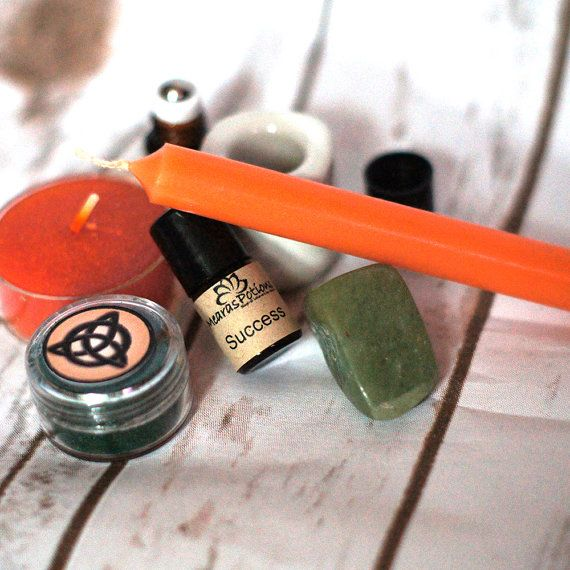 Witchcraft Spell Kits for Wicca, Witch Life, Tools for