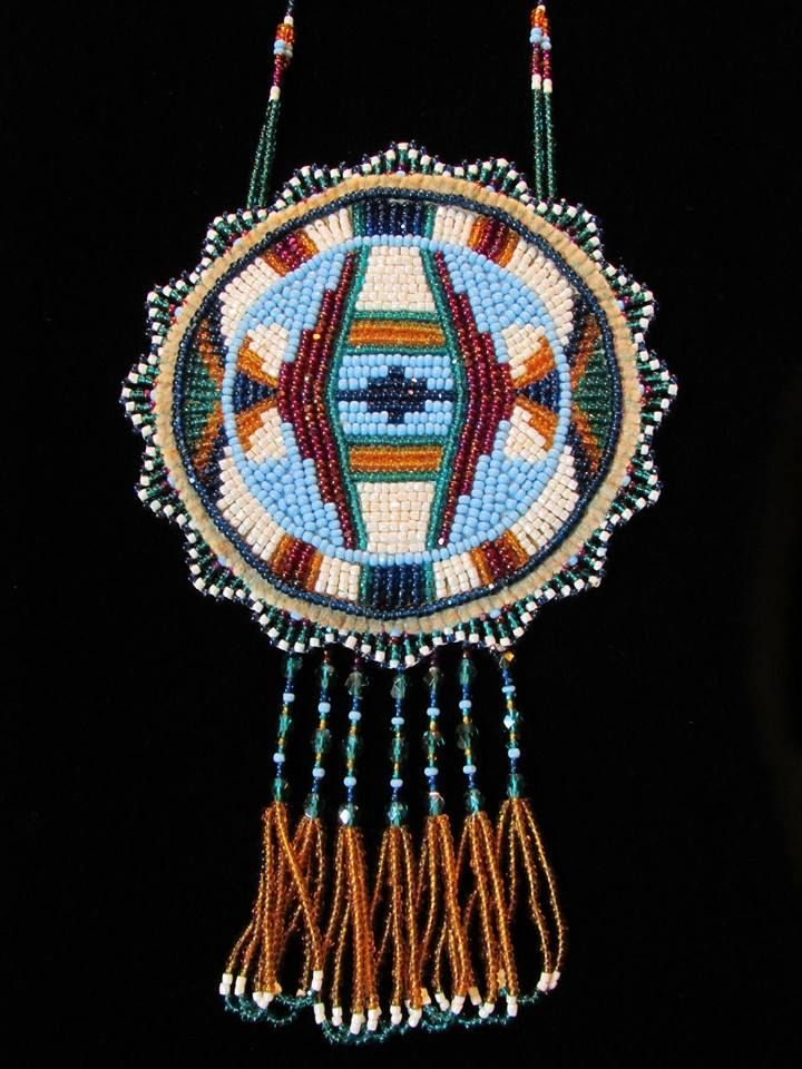 Native American - Beadwork