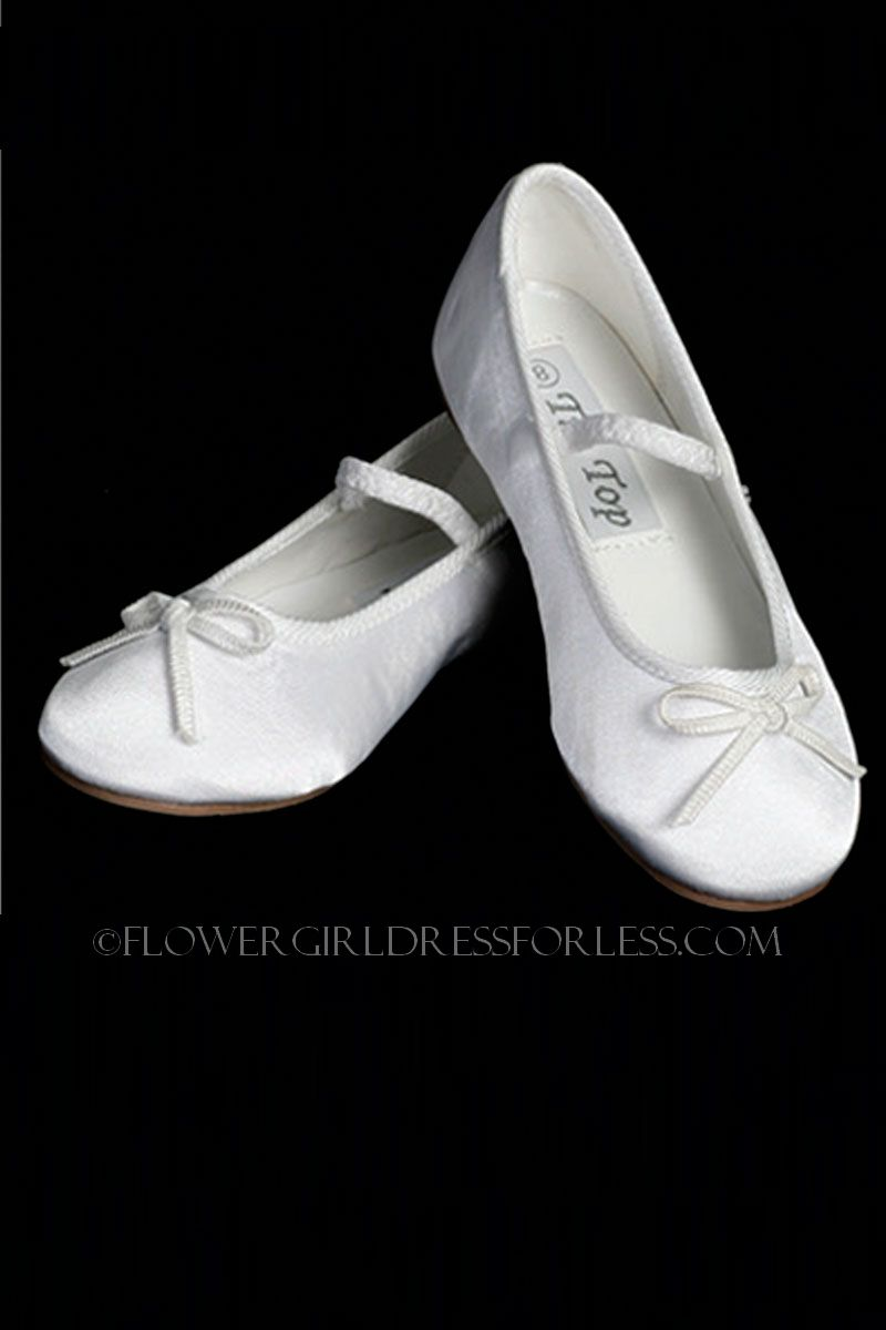Tts63sale Infant And Toddler Satin Dyeable Ballet Shoes Sale