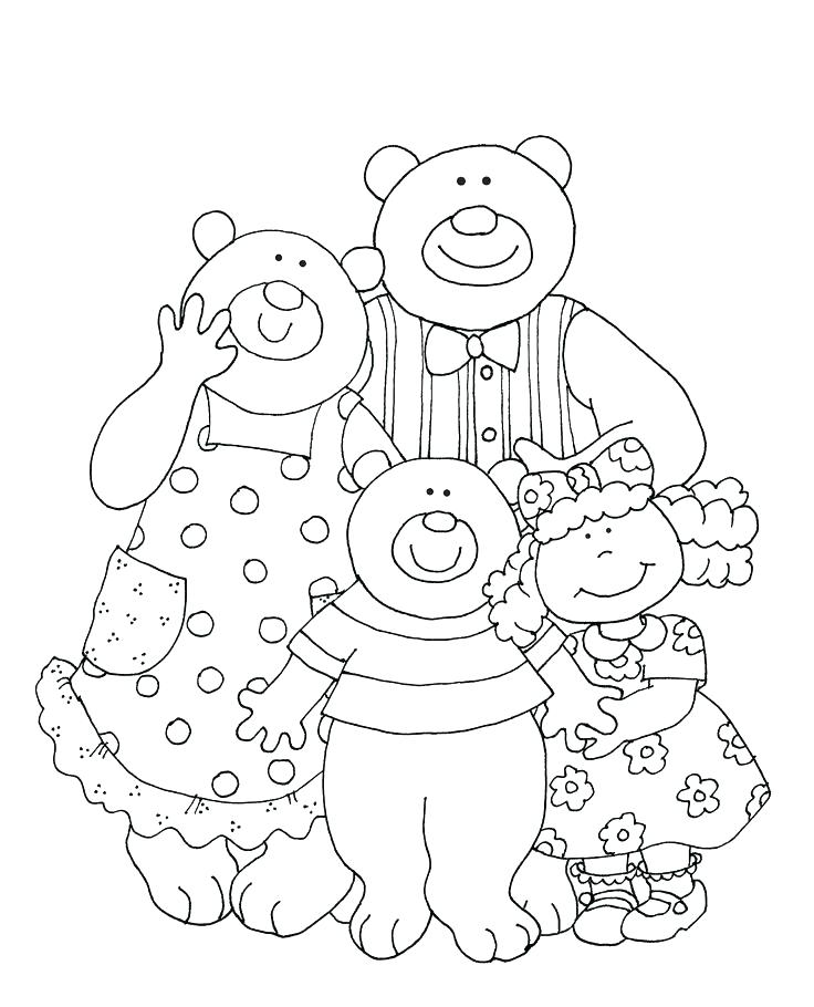Search Results For Bears Coloring Pages On Getcolorings Com Free Printable Colorings Pages Bear Coloring Pages Goldilocks And The Three Bears Coloring Pages
