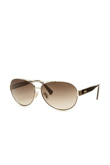 8d858219e14 Coach Women s Aviator Sunglasses