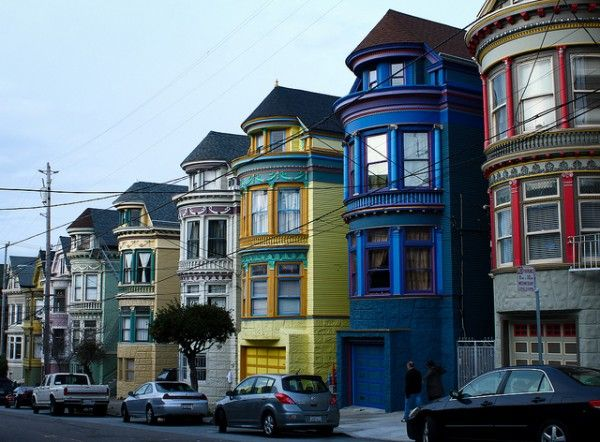 Top 18 des villes les plus colorées du monde (regardez comme ça chatoye…)