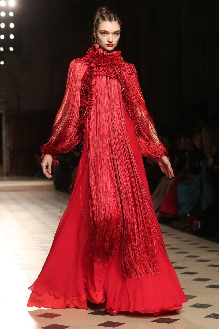 RUNWAY REPORT..Paris Haute Couture Fashion Week