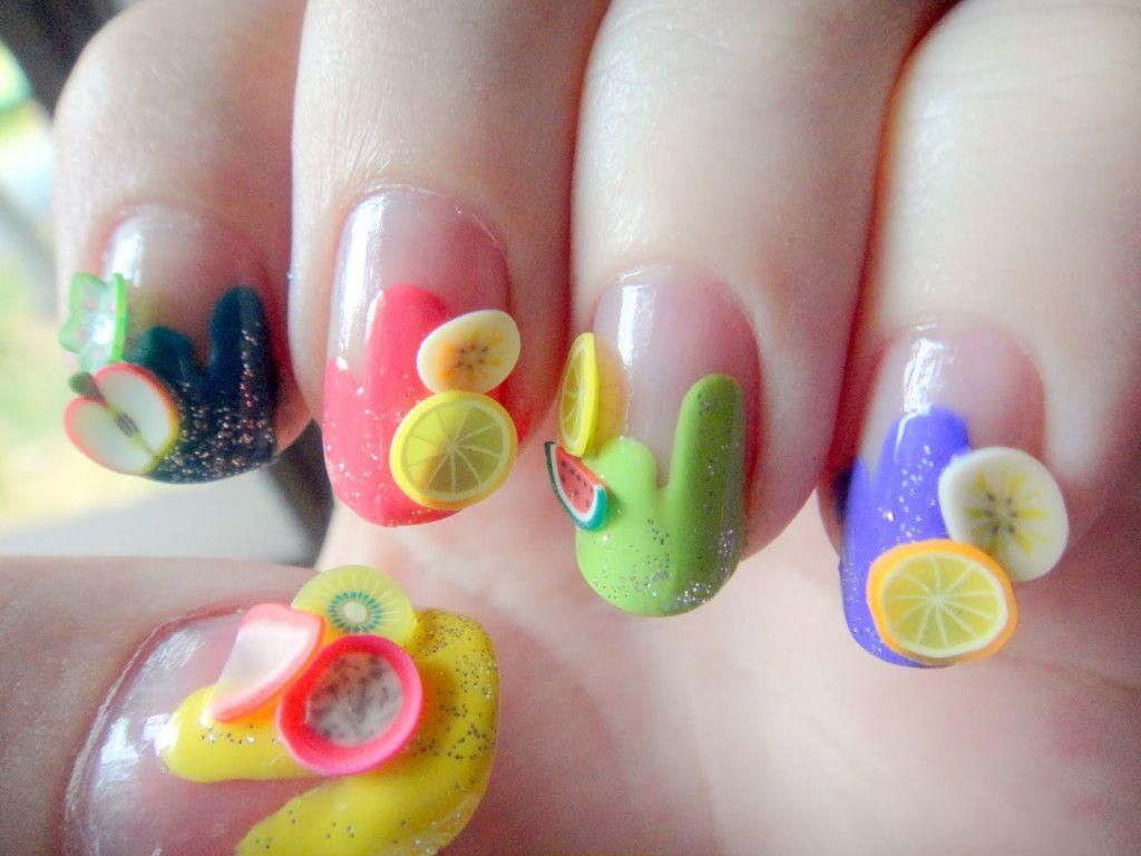 Nail Files: Spring and Summer Nail Art Inspirations - GlamAsia . - Nail Files: Spring And Summer Nail Art Inspirations - GlamAsia