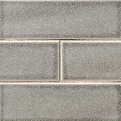 Highland Park Dove Gray Subway Tile 4x12 In 2020 Grey