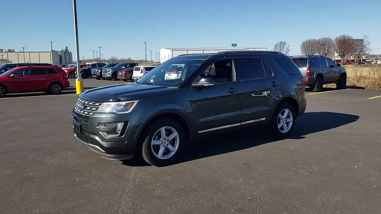 Used 2016 Ford Explorer 4wd 4dr Xlt At Central Buick Gmc Used Ga74070g In 2020 Ford Explorer Buick Gmc Gmc