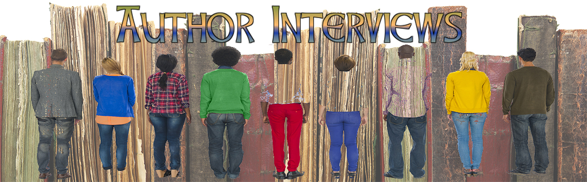 Would you like to be added to our Author Interview page or ...