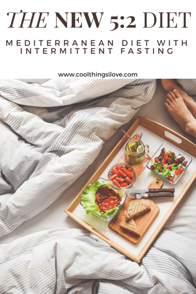 fasting with a mediterranean diet