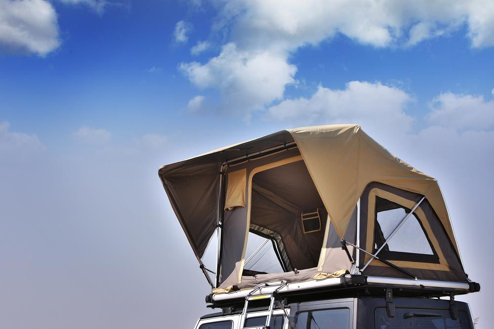 Lite Roof tent, Roof top tent, Tent