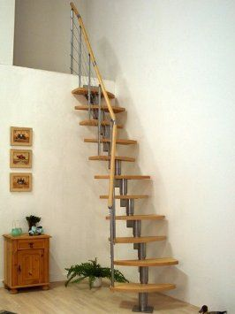 Dolle Rome Space Saver Staircase   Modular Stair Kit   Ideal For Loft  Conversions: Amazon.co.uk: DIY U0026 Tools