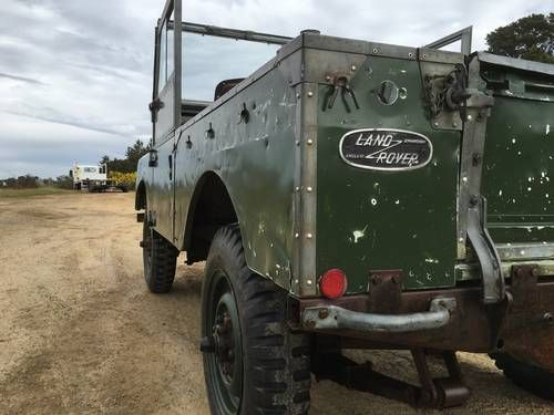Land Rover series 1 1958 88 inch (picture 6 of 6)