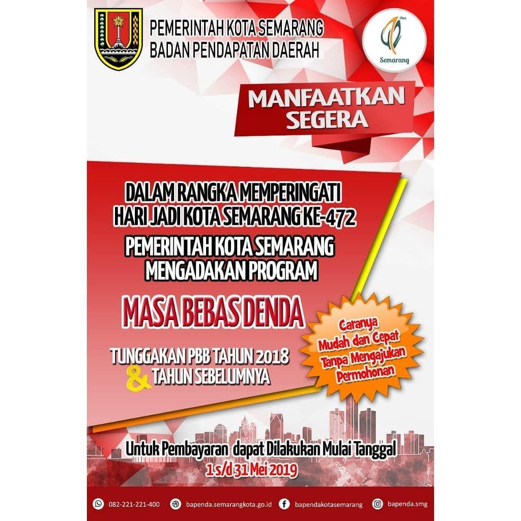 Halo Kawan Pajak Semarang Ada Kabar Gembira Yg Mau Kita Bagi