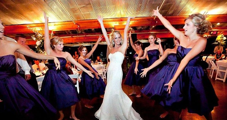 Top 50 Most Requested Bridal Party Dance Songs In 2014