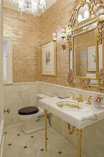 Diseño de cuarto de baño pequeños y medianos | mi dulce ...