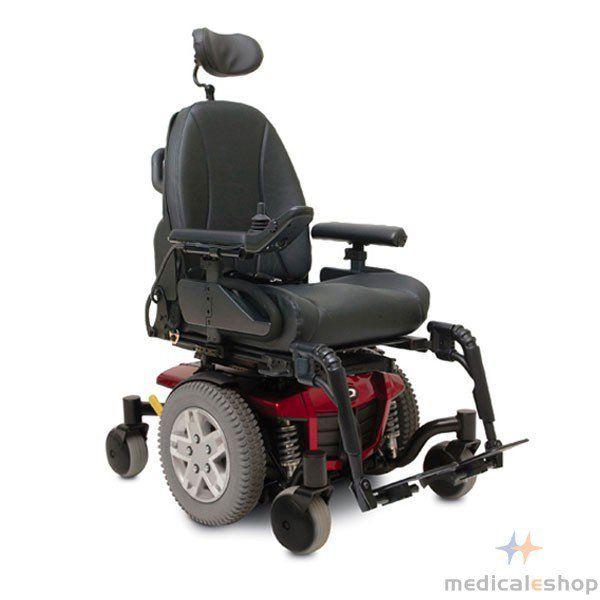Pride Mobility Quantum Series Q6 Edge Power Wheelchair Powered