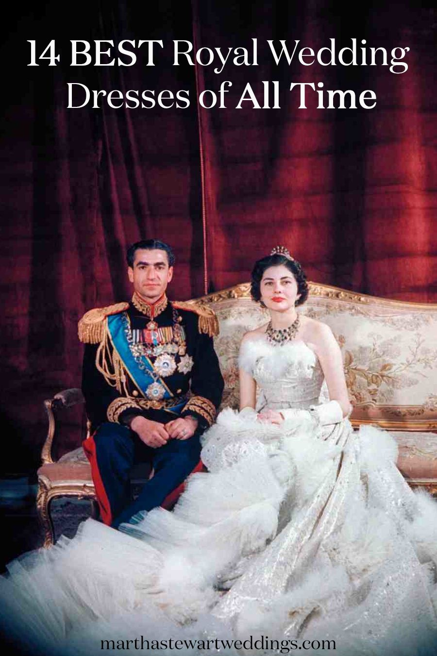 7643fd51463 The 17 Best Royal Wedding Dresses of All Time