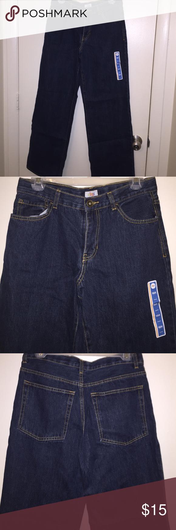 Denim blue jeans Blue denim jeans Circo Bottoms Jeans