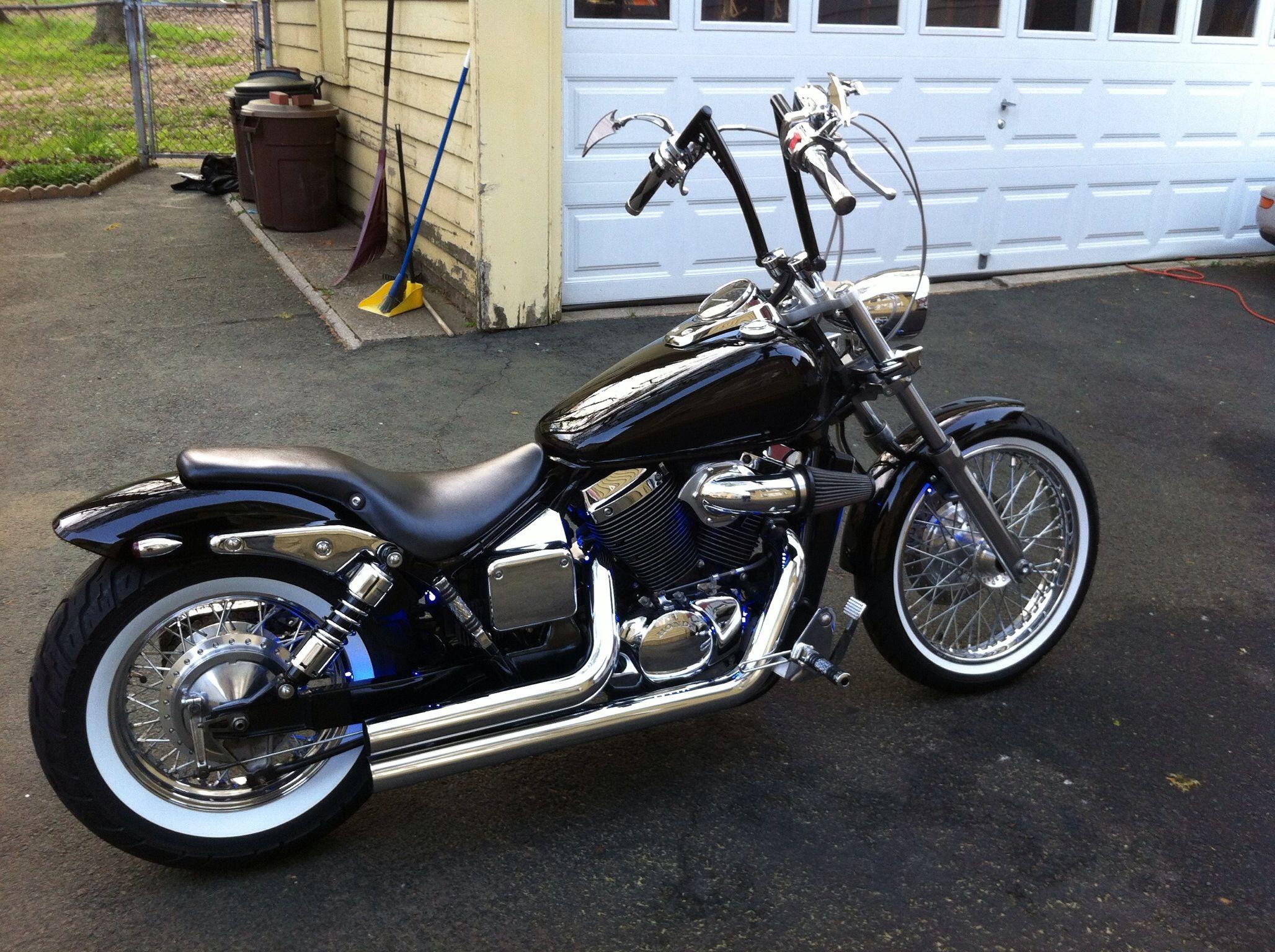 Gabes 2003 Honda Shadow Spirit 750 Cool Motorcycles Honda