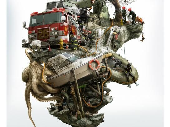 Land Rover:  Rescue
