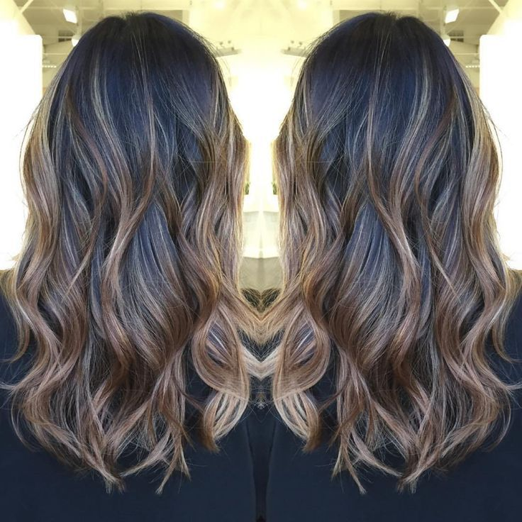 Image Result For Dark Hair Caramel Lowlights Cool Red Hair