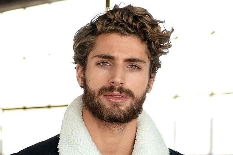 Curly Hairstyles With Weave Curly Hairstyles How To Curly Hairstyles For 10 Y Curly In 2020 Curly Hair Men Men S Curly Hairstyles Wavy Hair Men