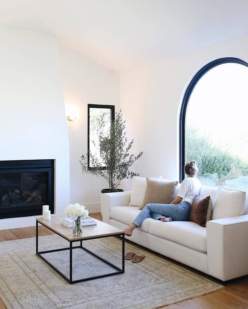 Sitka Quartz White Sofa Home In 2020 Home Home And Living Home Remodeling