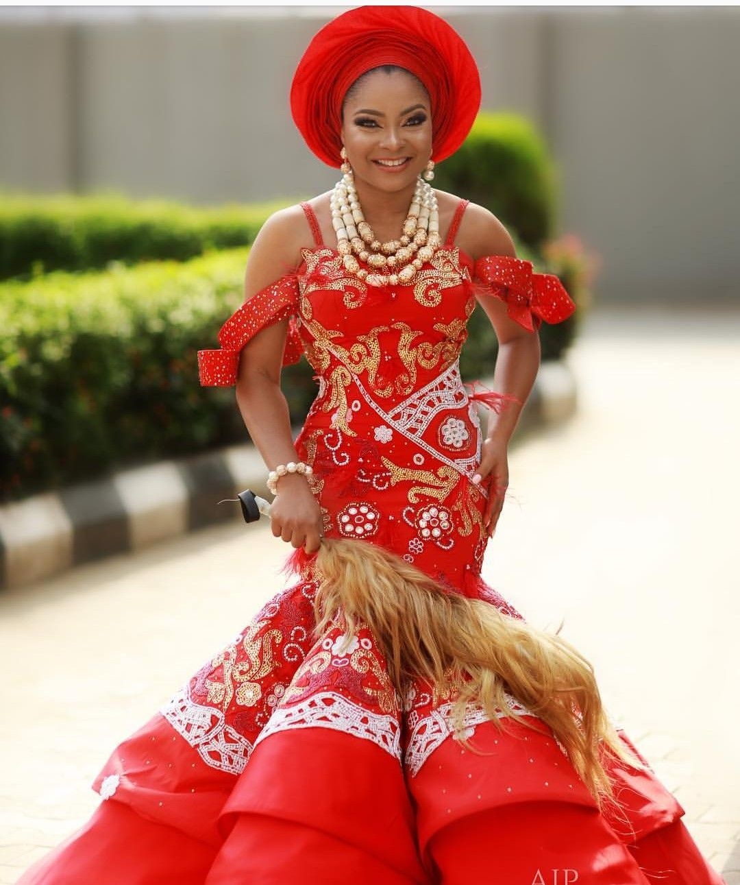 Glam Aso ebi Styles For Every Stylish Lady With Swag