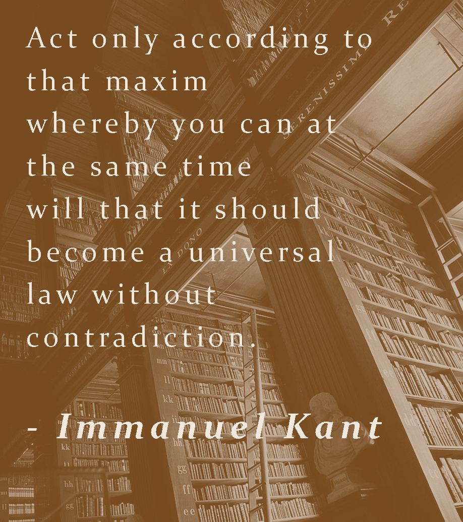 Immanuel Kant The Metaphysics Of Morals Kant S Categorical Imperative Philosophy Quotes Ethics Quotes Words