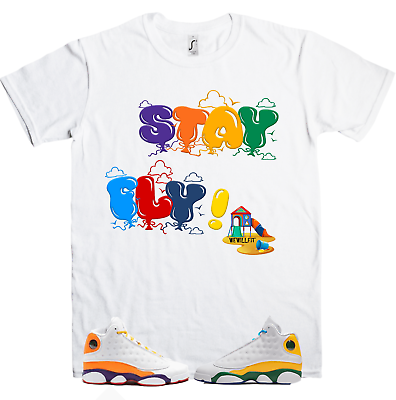 We Will Fit Shirt For Jordan 13 Playground Multicolor In 2020