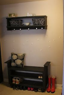 Diy Entryway Bench And Shoe Rack Diy Entryway Bench Bench With